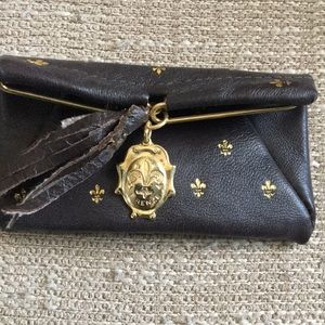 Made in Firenze, Italy change purse